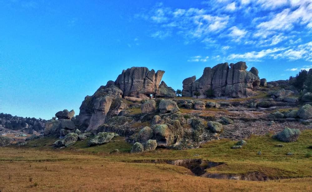 Visit Copper Canyon - Creel